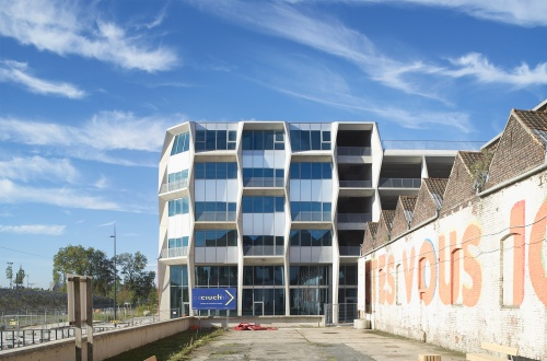 Tourcoing, Tank Architectes